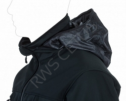 "Kurtka Softshell ""EAGLE"" Black"