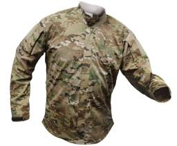 Vertx Softshellowa bluza bojowa Gunfighter Storm Multicam